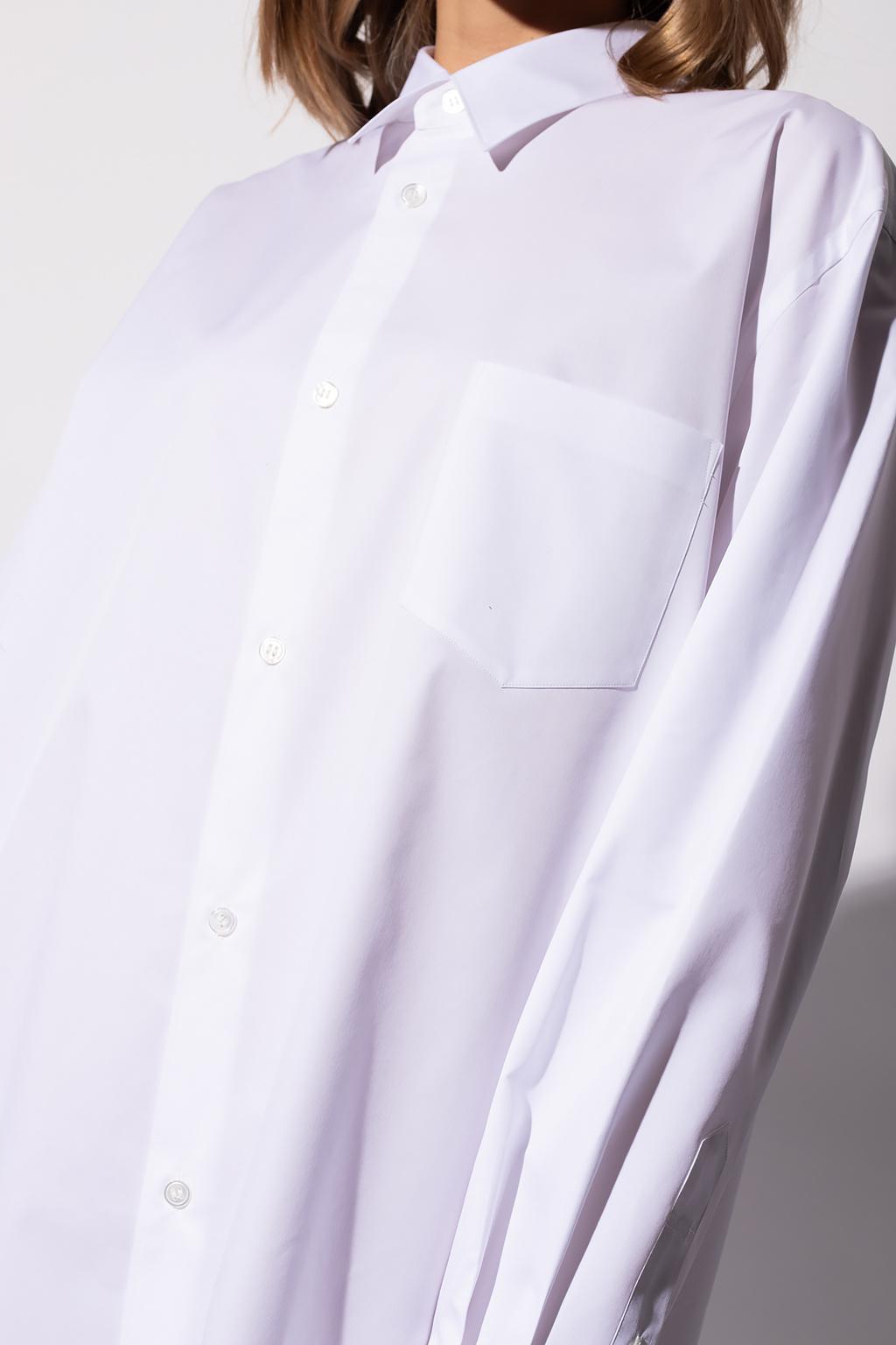 Junya Watanabe Comme des Garcons Długa koszula typu 'oversize'