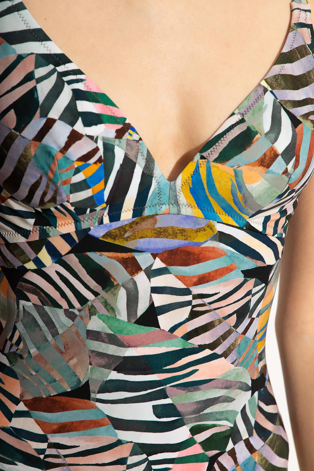 Pain de Sucre One-piece swimsuit