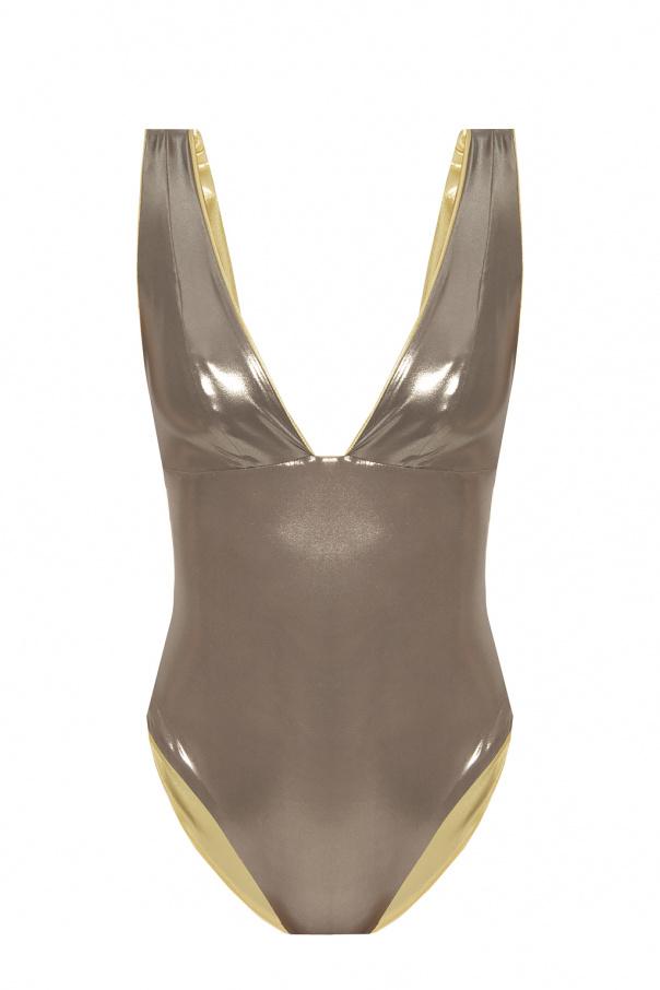 Pain de Sucre Reversible one-piece swimsuit