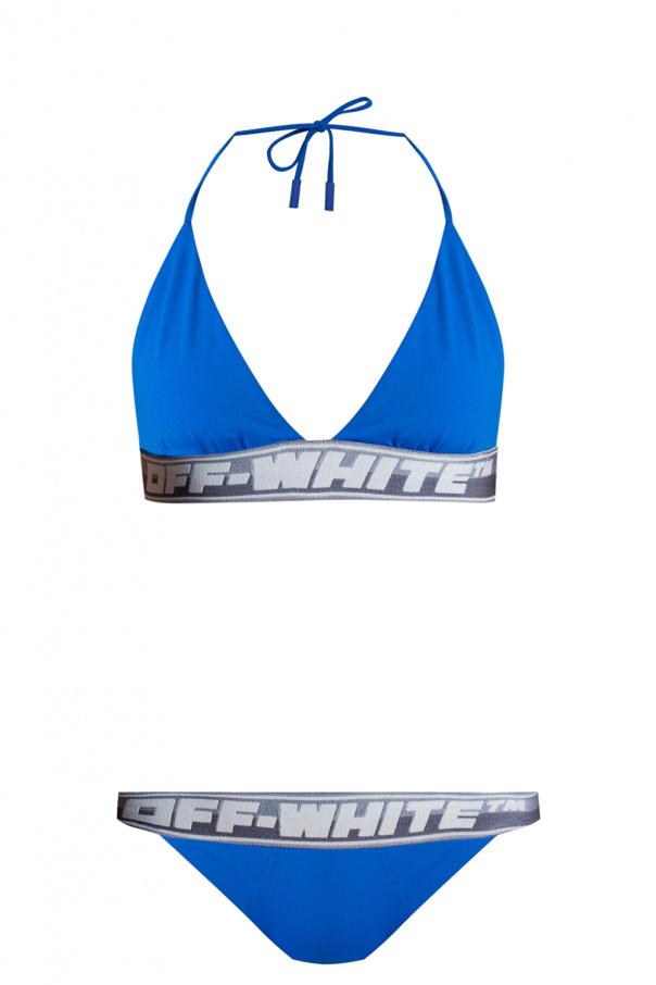 Off-White Bikini with logo