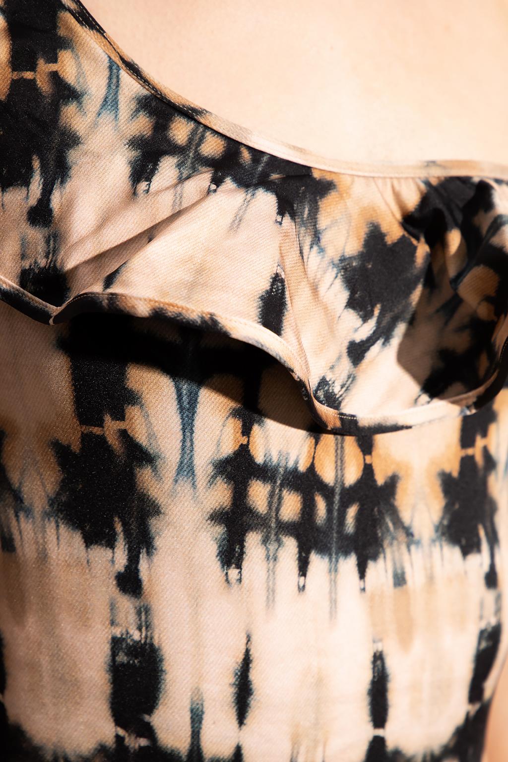 Ulla Johnson 'Martina' one-piece swimsuit