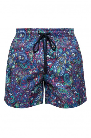 Patterned swimming shorts od Etro