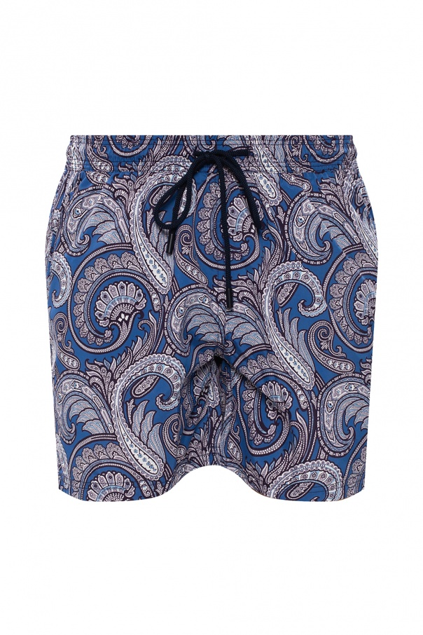 Etro Patterned shorts
