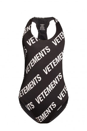 One-piece swimsuit od VETEMENTS