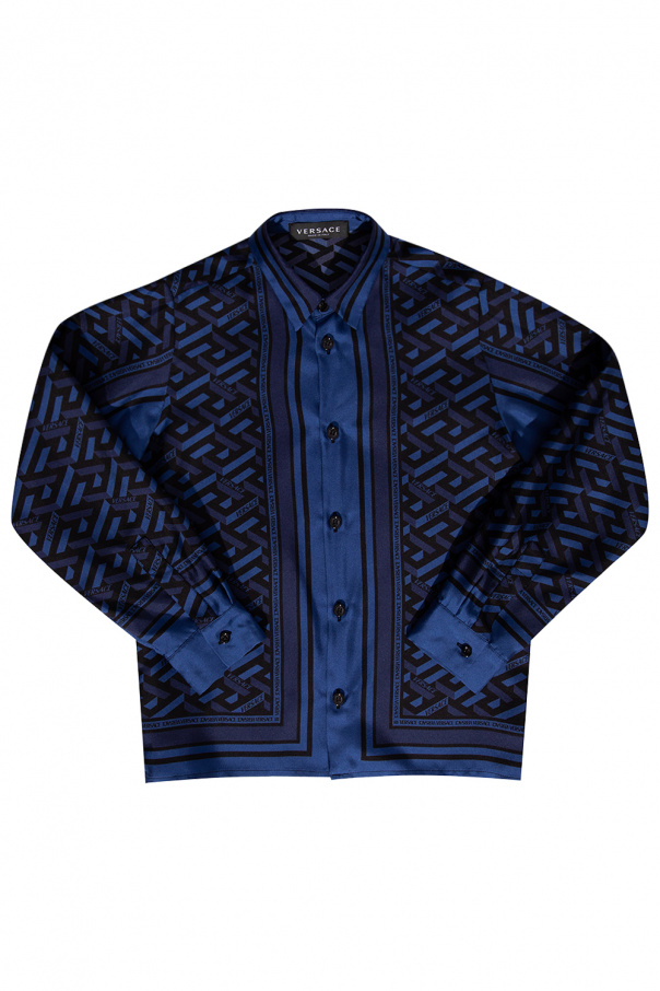 Versace Young Silk shirt