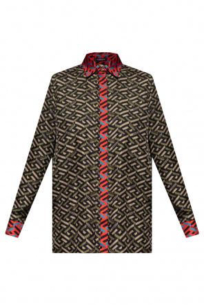 Silk shirt od Versace