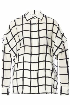 Checked shirt od Diane Von Furstenberg