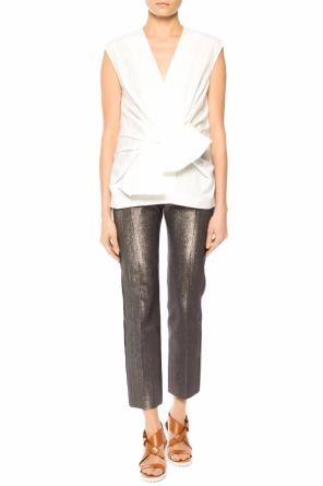 Tie-up top od Diane Von Furstenberg