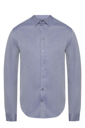 Patterned shirt od Emporio Armani