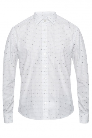 Shirt with a 'paisley' motif od Etro