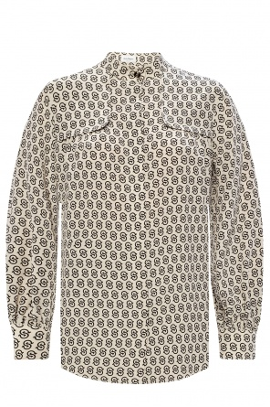 Patterned shirt od Salvatore Ferragamo