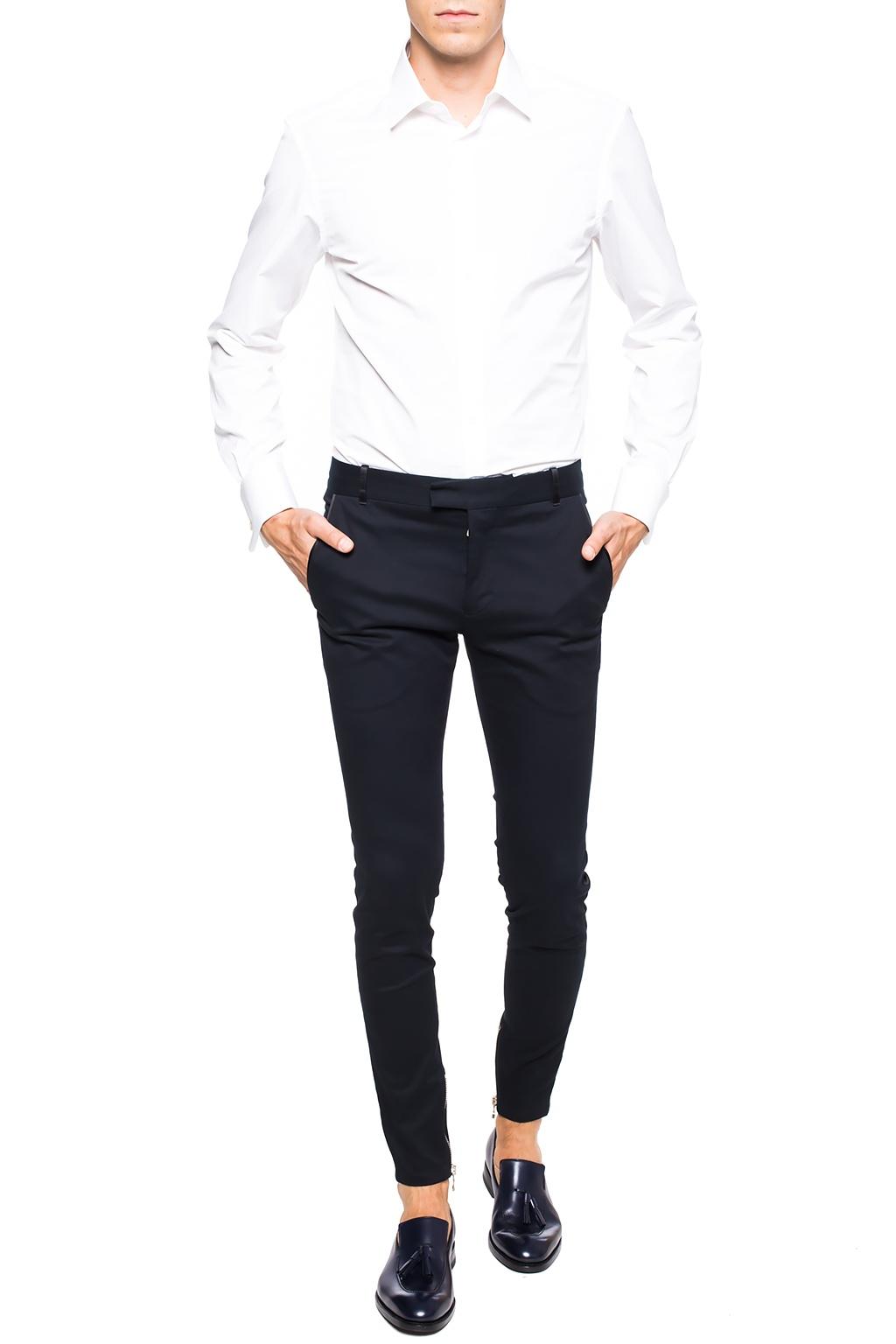 Salvatore Ferragamo Cuff link shirt