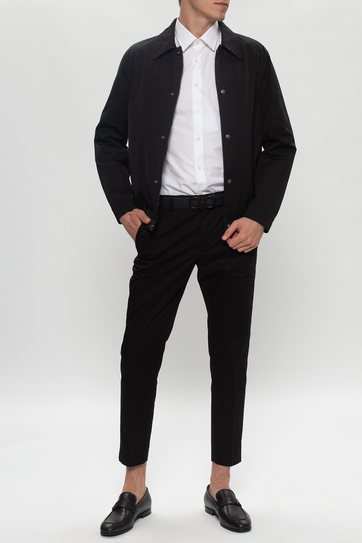 Salvatore Ferragamo Cotton shirt