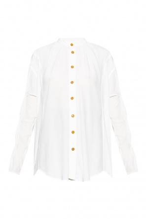 Asymmetrical shirt od Vivienne Westwood