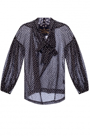 Sheer shirt od Vivienne Westwood