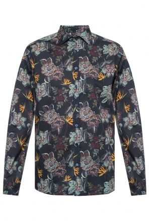 Patterned shirt od Etro