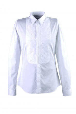 Decorative bib shirt od Givenchy