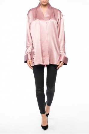 Silk top od Haider Ackermann