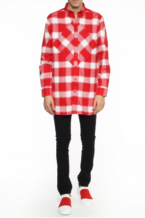 Checked shirt od Givenchy