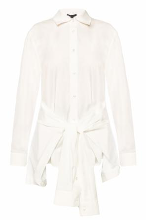Tie-up shirt od Alexander Wang