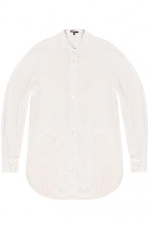 Koszula z wycięciami od Ann Demeulemeester