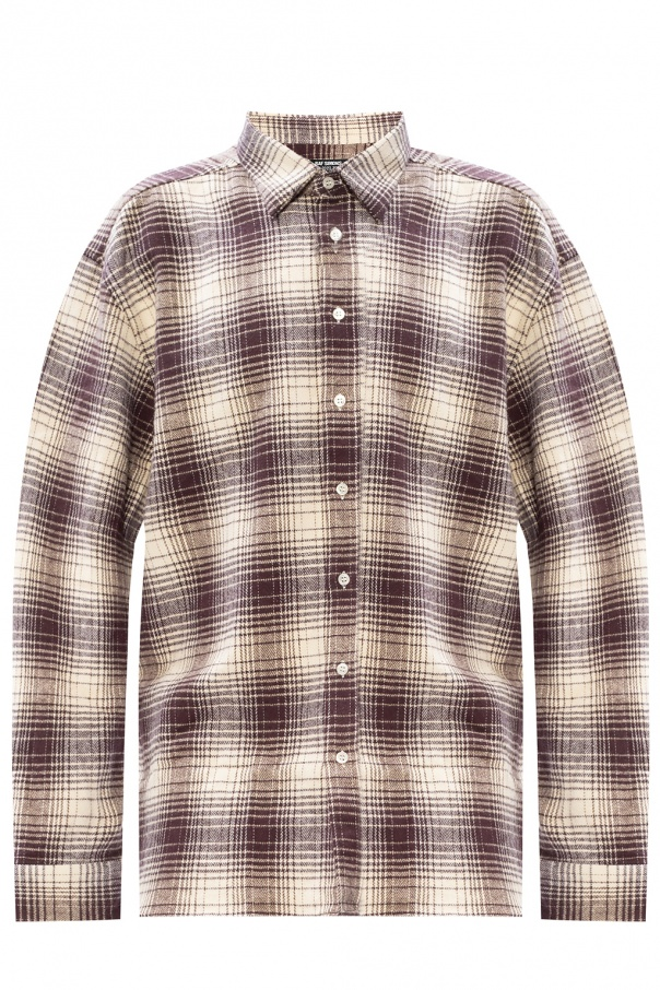 Raf Simons Printed shirt