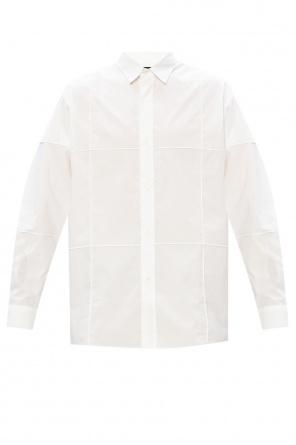 Shirt with stitching details od Jacquemus