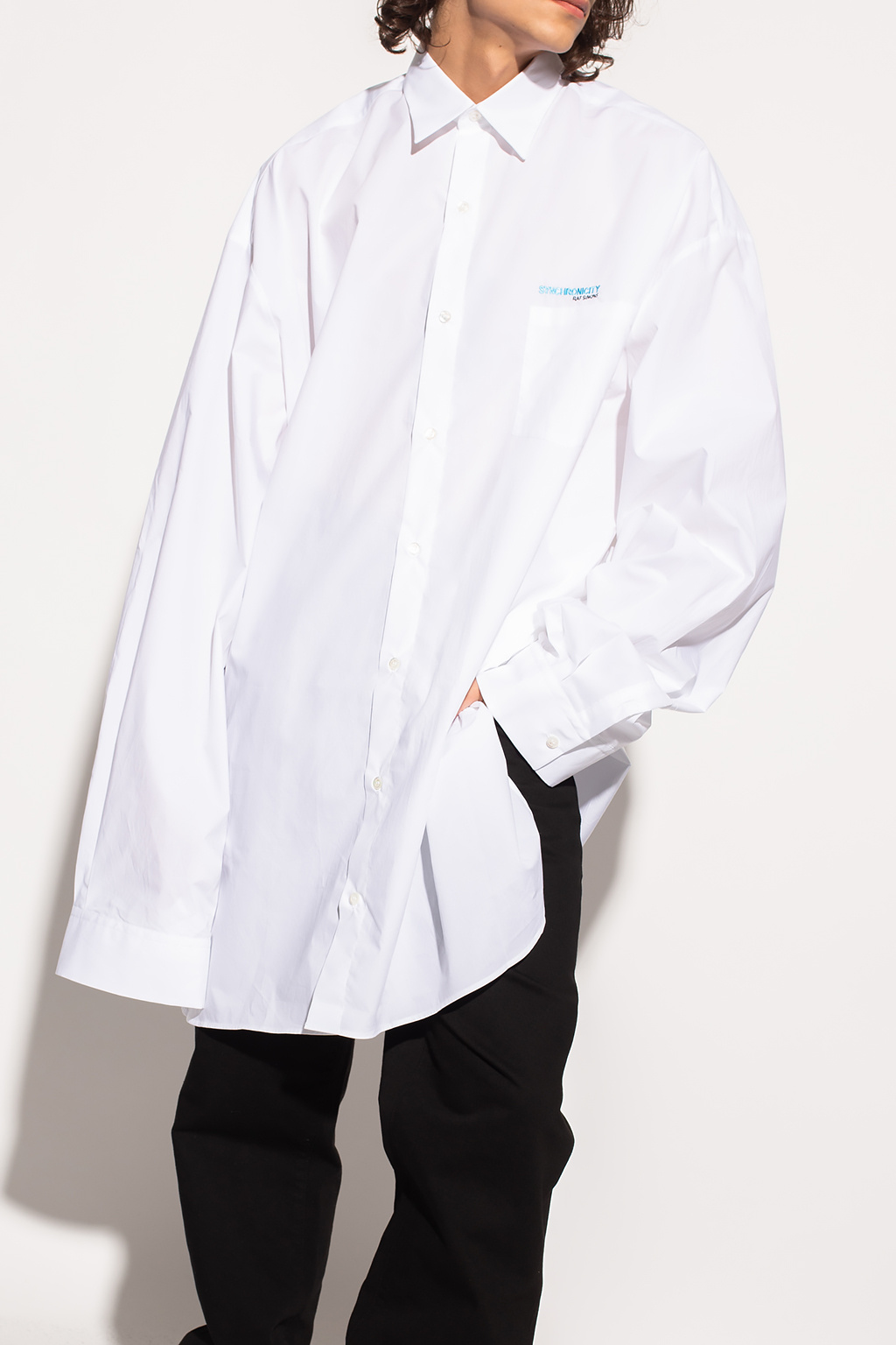 Raf Simons Oversize shirt