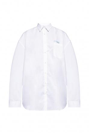 Oversize shirt od Raf Simons