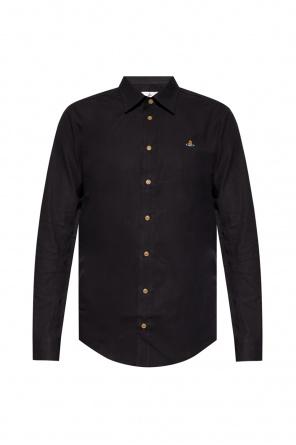 Shirt with logo od Vivienne Westwood