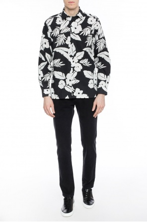 Patterned shirt od MSGM