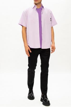 Short-sleeved shirt od MSGM