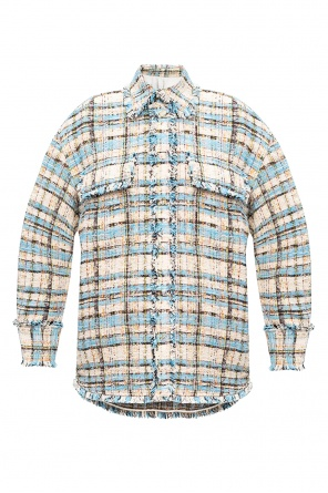 Tweed shirt od MSGM