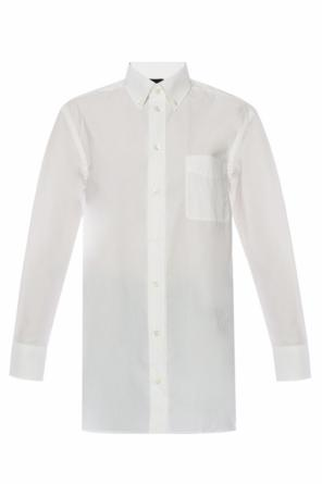 Shirt with slip pocket od Emporio Armani