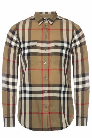 Checked shirt od Burberry
