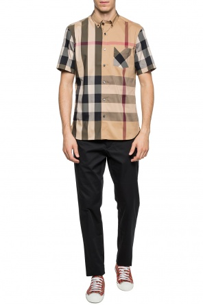 Plaid shirt od Burberry