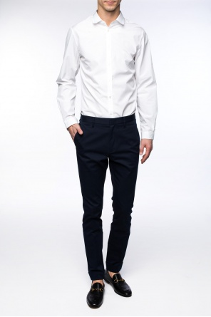 Rounded collar shirt od Gucci
