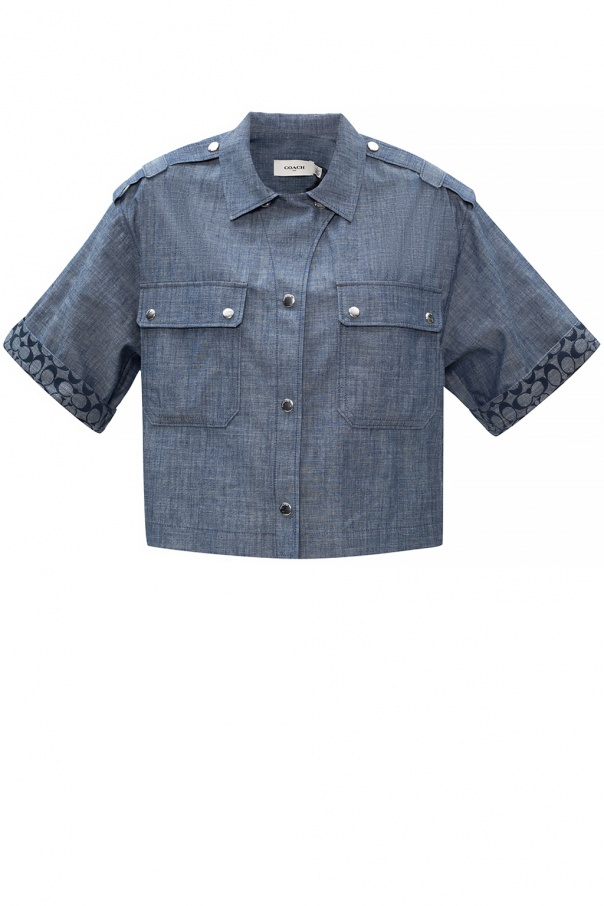 Coach Cotton shirt