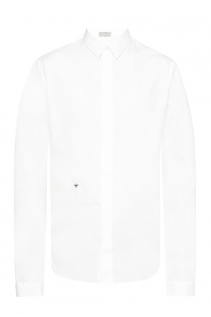 Embroidered shirt od Dior