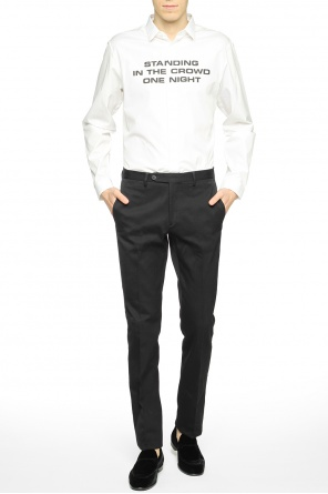 Embellished shirt od Dior