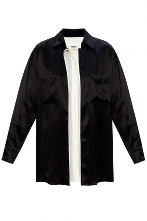 Shirt with pockets od Burberry