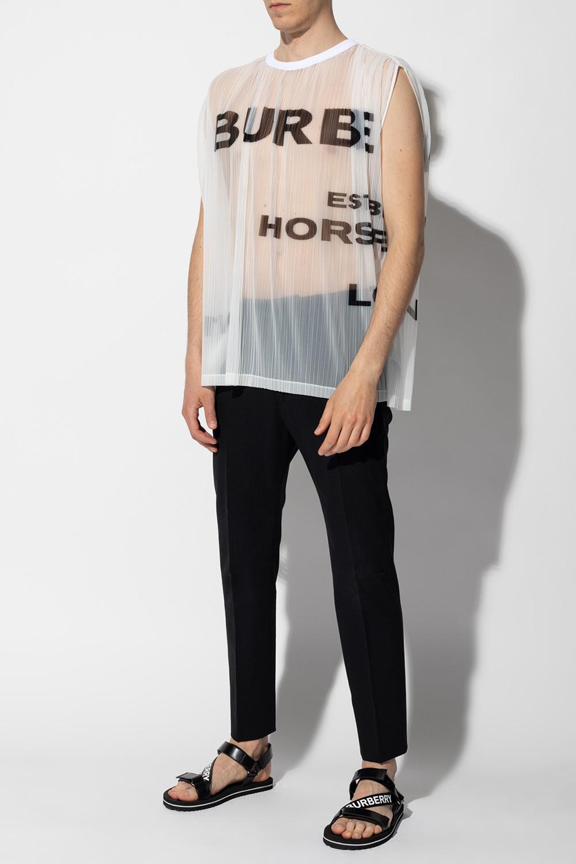 Burberry Pleated shirt