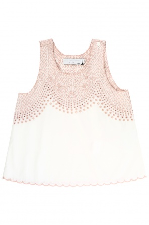 Top na ramiączkach od Stella McCartney Kids