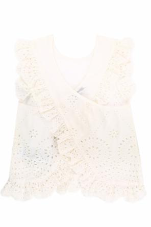 Ażurowy top od Stella McCartney Kids