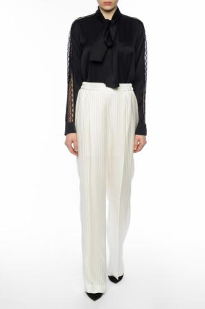 Lace-trimmed shirt od Stella McCartney