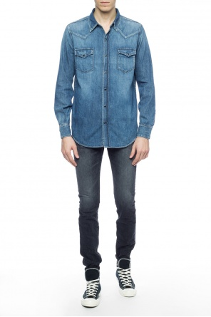 Denim shirt od Saint Laurent