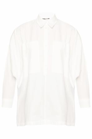 Shirt with an embroidered pattern od McQ Alexander McQueen