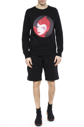 Printed sweatshirt od Stella McCartney