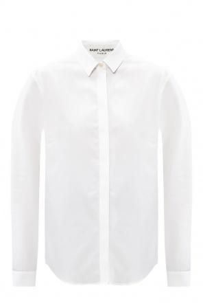 Cotton shirt od Saint Laurent
