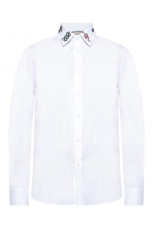 557892a14 Printed shirt Gucci - Vitkac shop online
